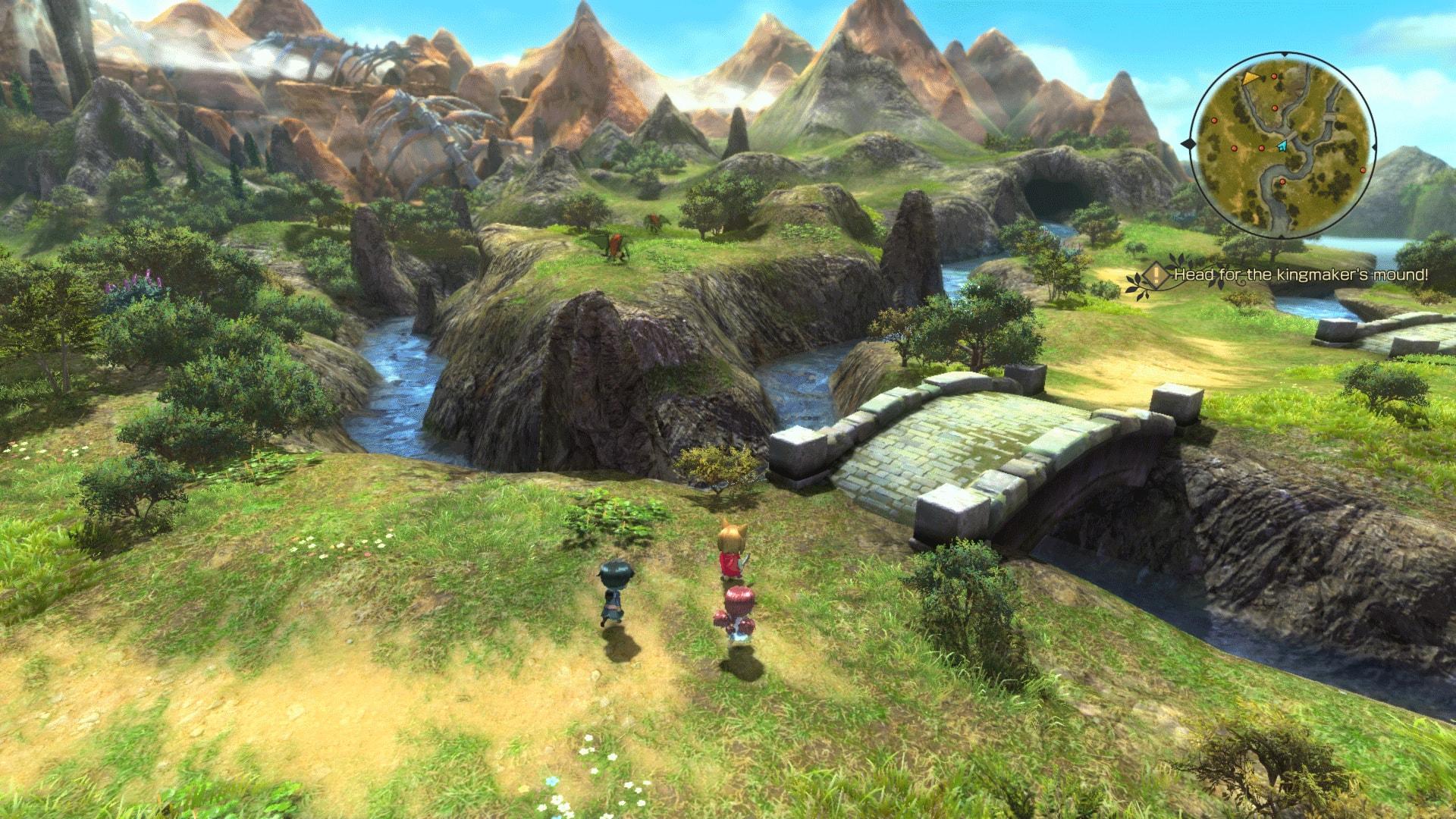 Ni no Kuni II: Revenant of Kingdom v novém gameplay videu 138218