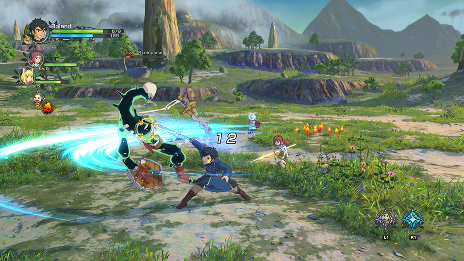 Ni no Kuni II: Revenant of Kingdom v novém gameplay videu 138232