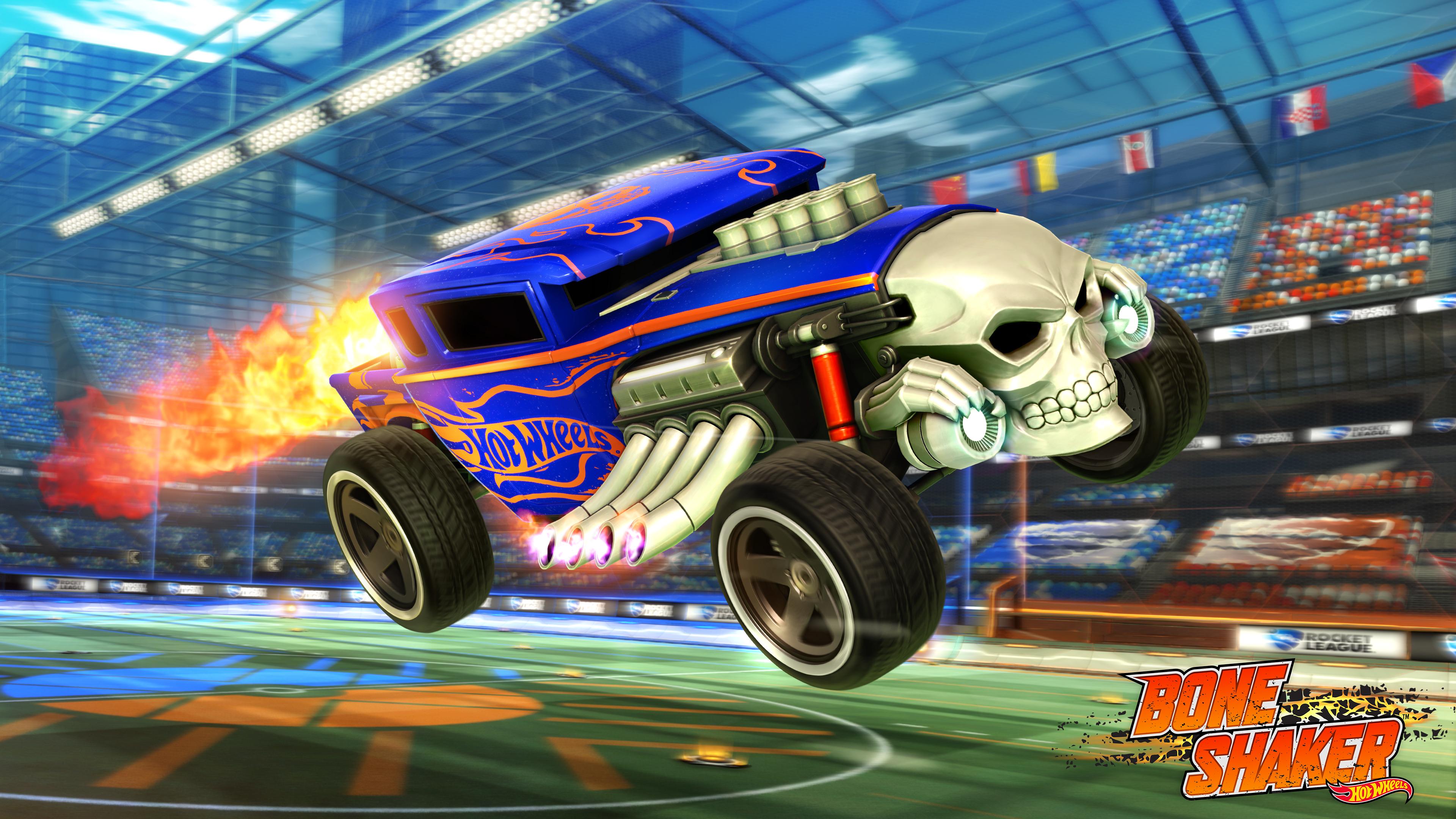 Hot Wheels zavítají do Rocket League 138247