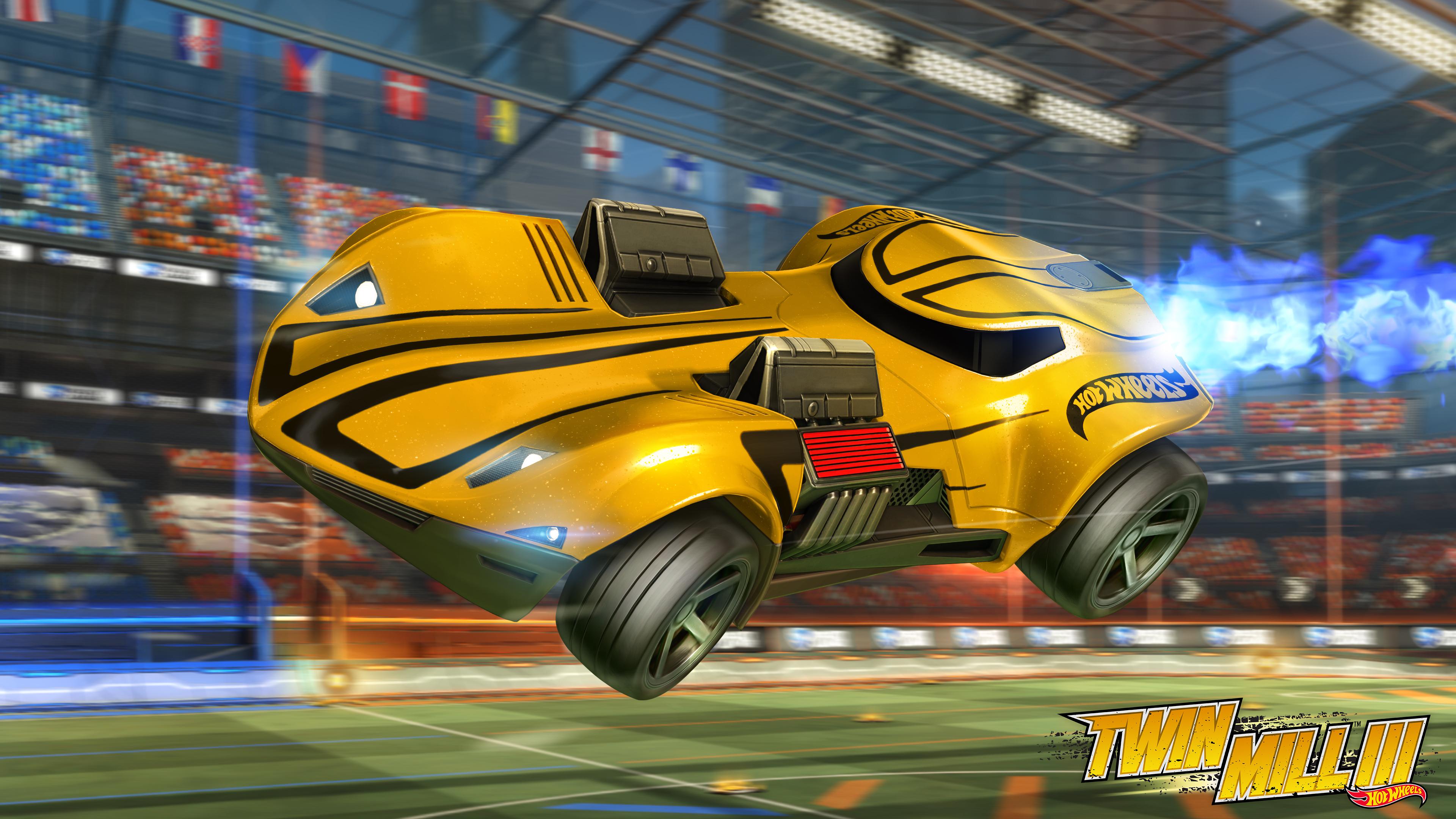 Hot Wheels zavítají do Rocket League 138248