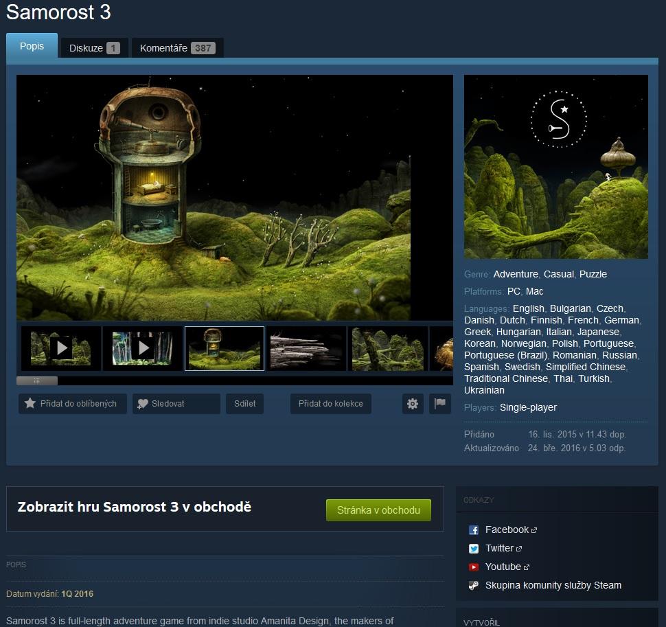 Steam Greenlight je mrtvev, ať žije Steam Direct 138272