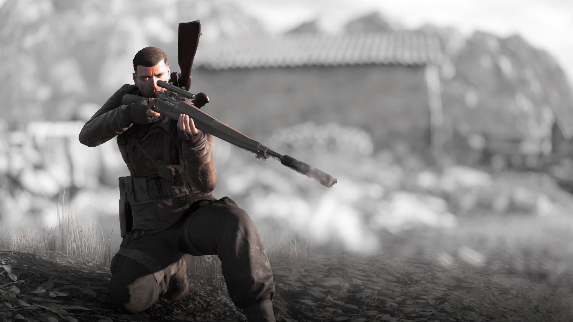 Sniper Elite 4 - sabotáž po italsku 138278