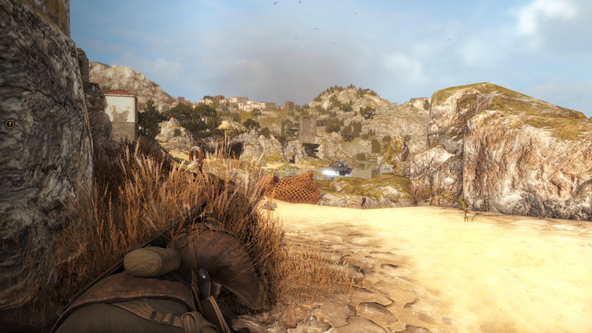 Sniper Elite 4 - sabotáž po italsku 138281