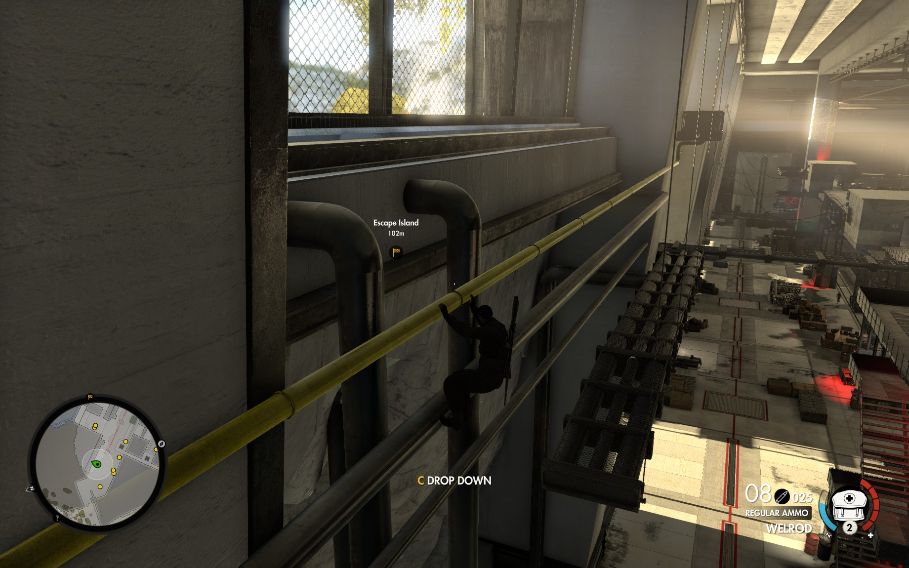 Sniper Elite 4 - sabotáž po italsku 138284