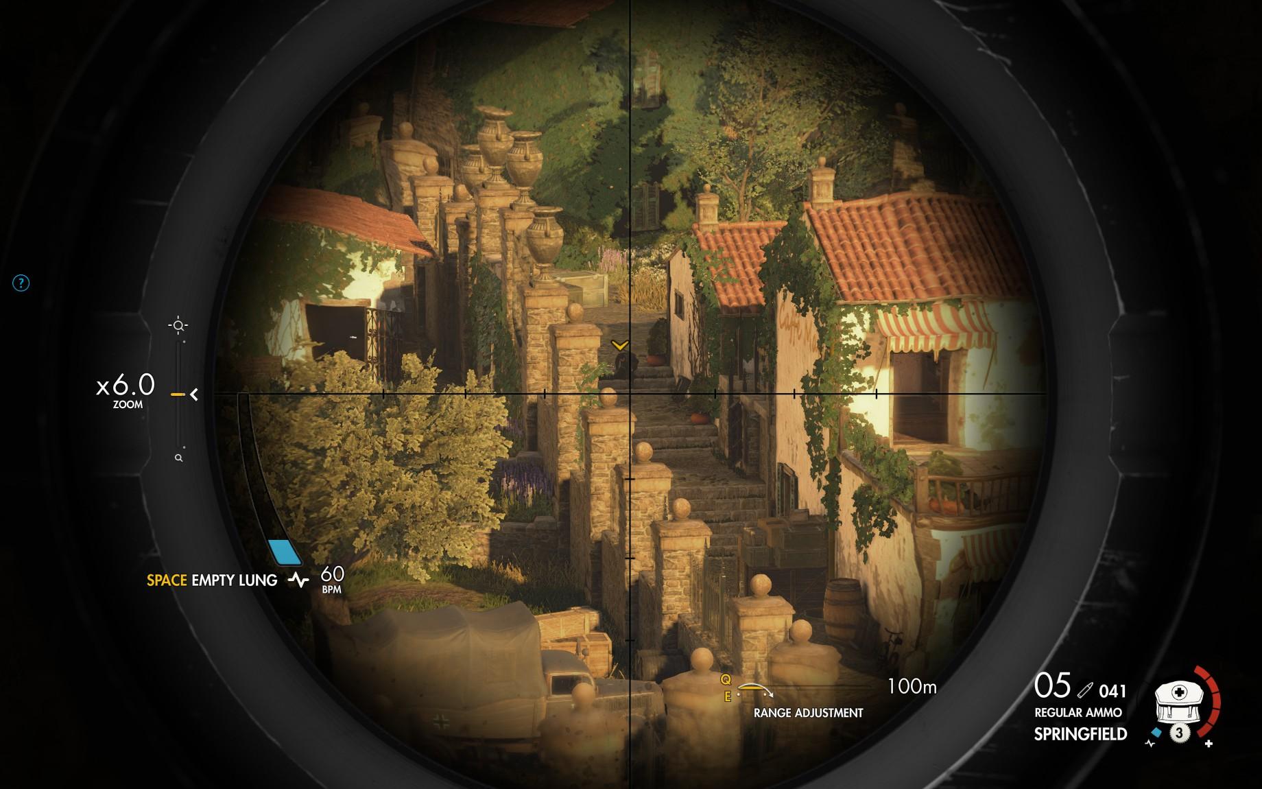 Sniper Elite 4 - sabotáž po italsku 138285
