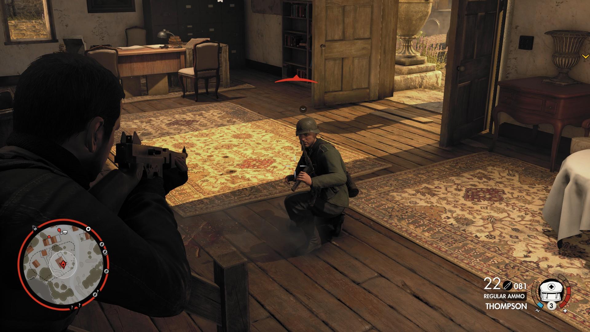 Sniper Elite 4 - sabotáž po italsku 138286