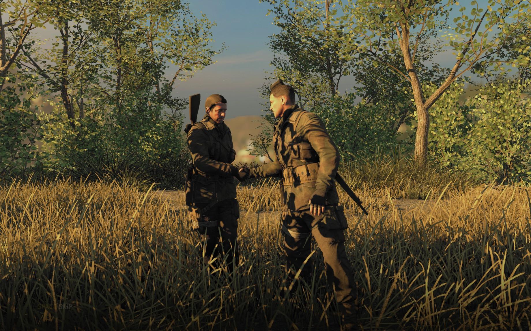 Sniper Elite 4 - sabotáž po italsku 138287