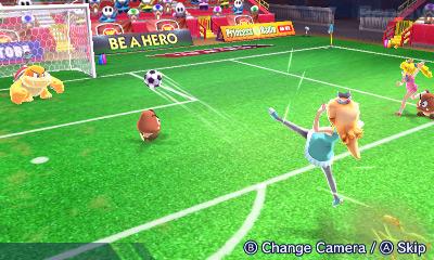 Mario Sports Superstars se připomíná trailerem Hole in One 138300