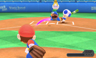 Mario Sports Superstars se připomíná trailerem Hole in One 138306