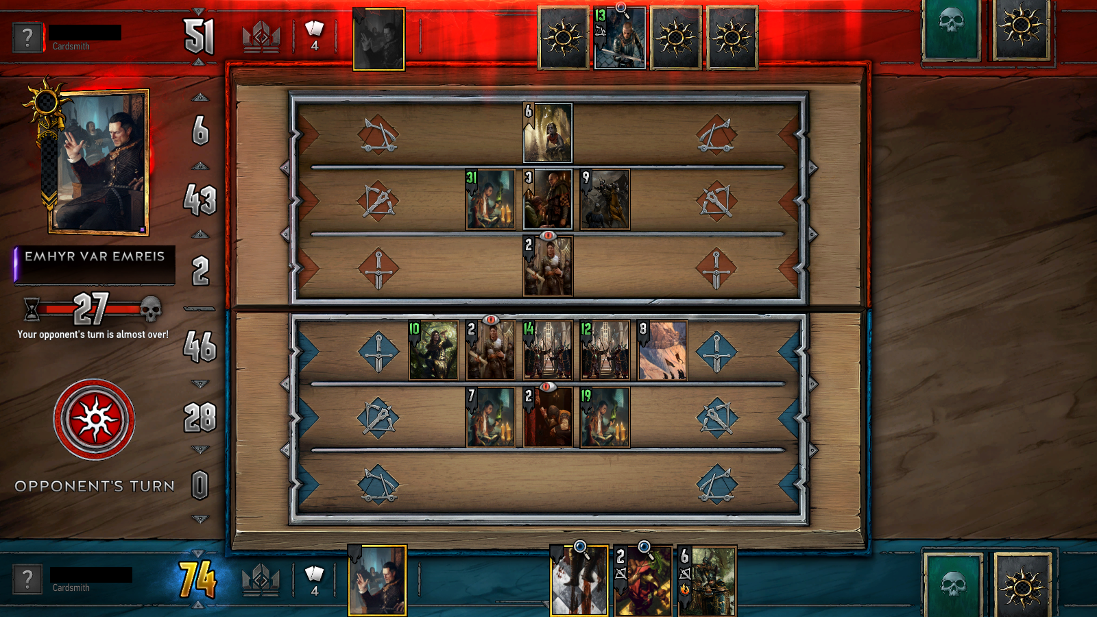 Získejte od Zingu klíč do uzavřené bety Gwent: The Witcher Card Game 138314