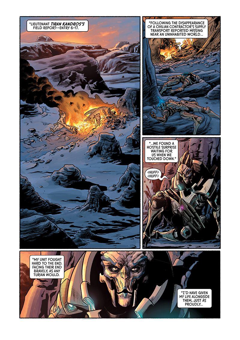 Mass Effect: Andromedu doprovodí komiks Discovery 138352