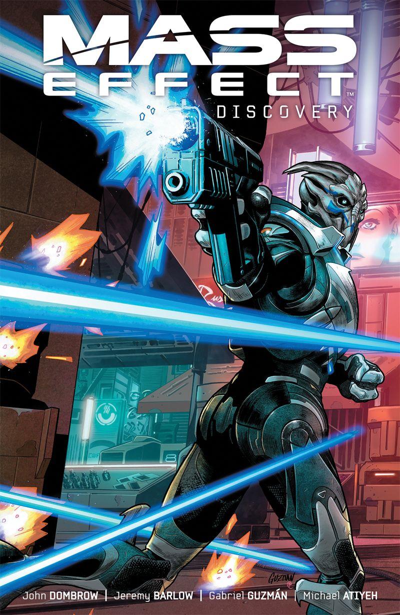 Mass Effect: Andromedu doprovodí komiks Discovery 138353