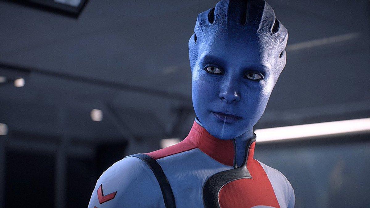 Mass Effect: Andromeda na nových screenshotech 138433