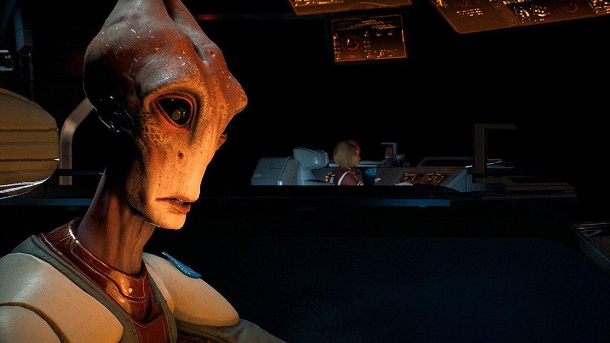 Mass Effect: Andromeda na nových screenshotech 138434