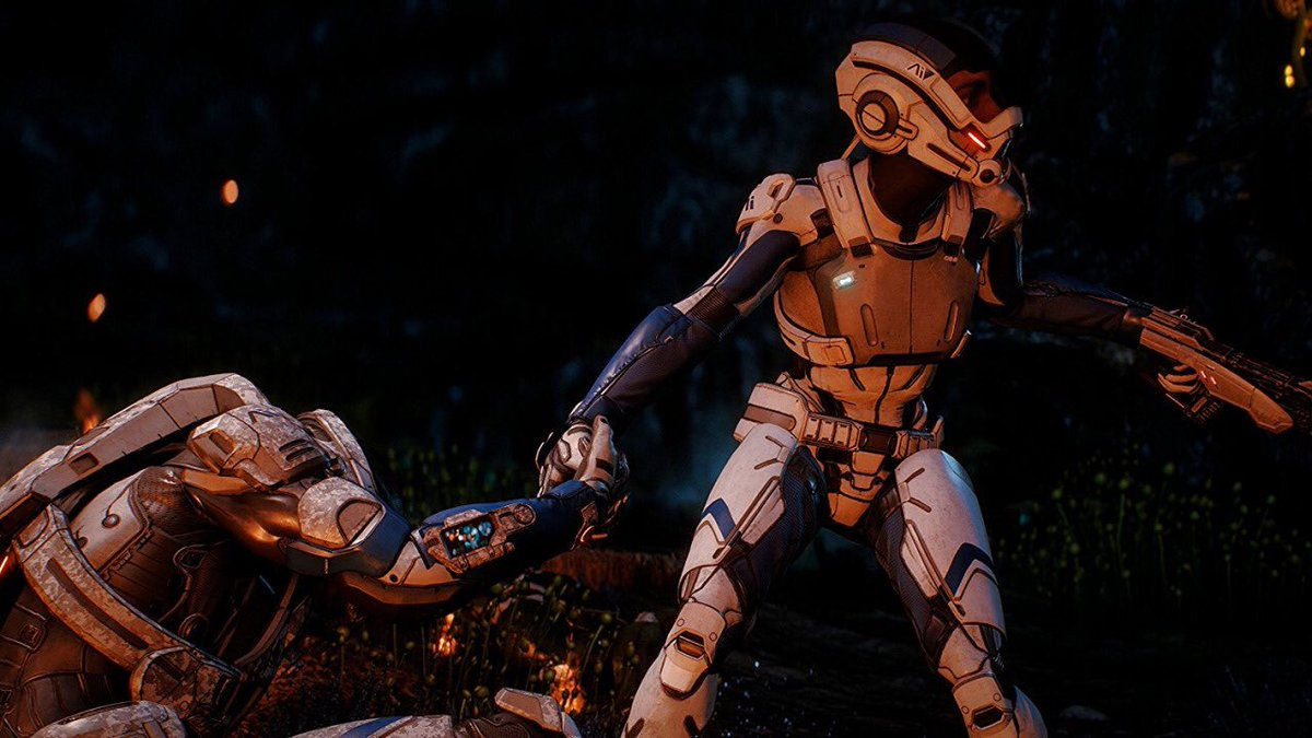 Mass Effect: Andromeda na nových screenshotech 138435
