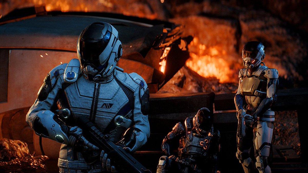 Mass Effect Andromeda: Vzpoura na Nexu - knižní návrat 138436