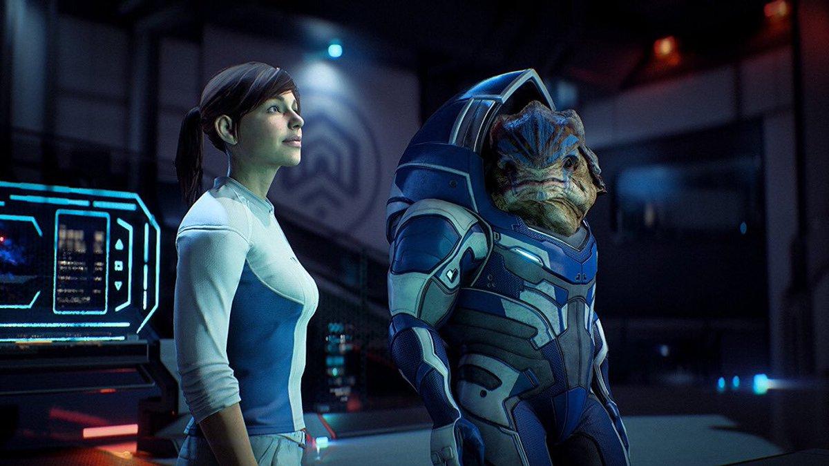 Mass Effect Andromeda: Vzpoura na Nexu - knižní návrat 138438