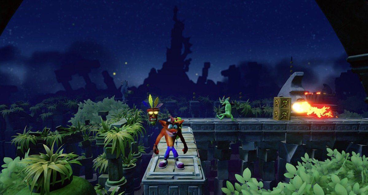 Crash Bandicoot N. Sane Trilogy se připomíná čtyřmi novými obrázky 138451