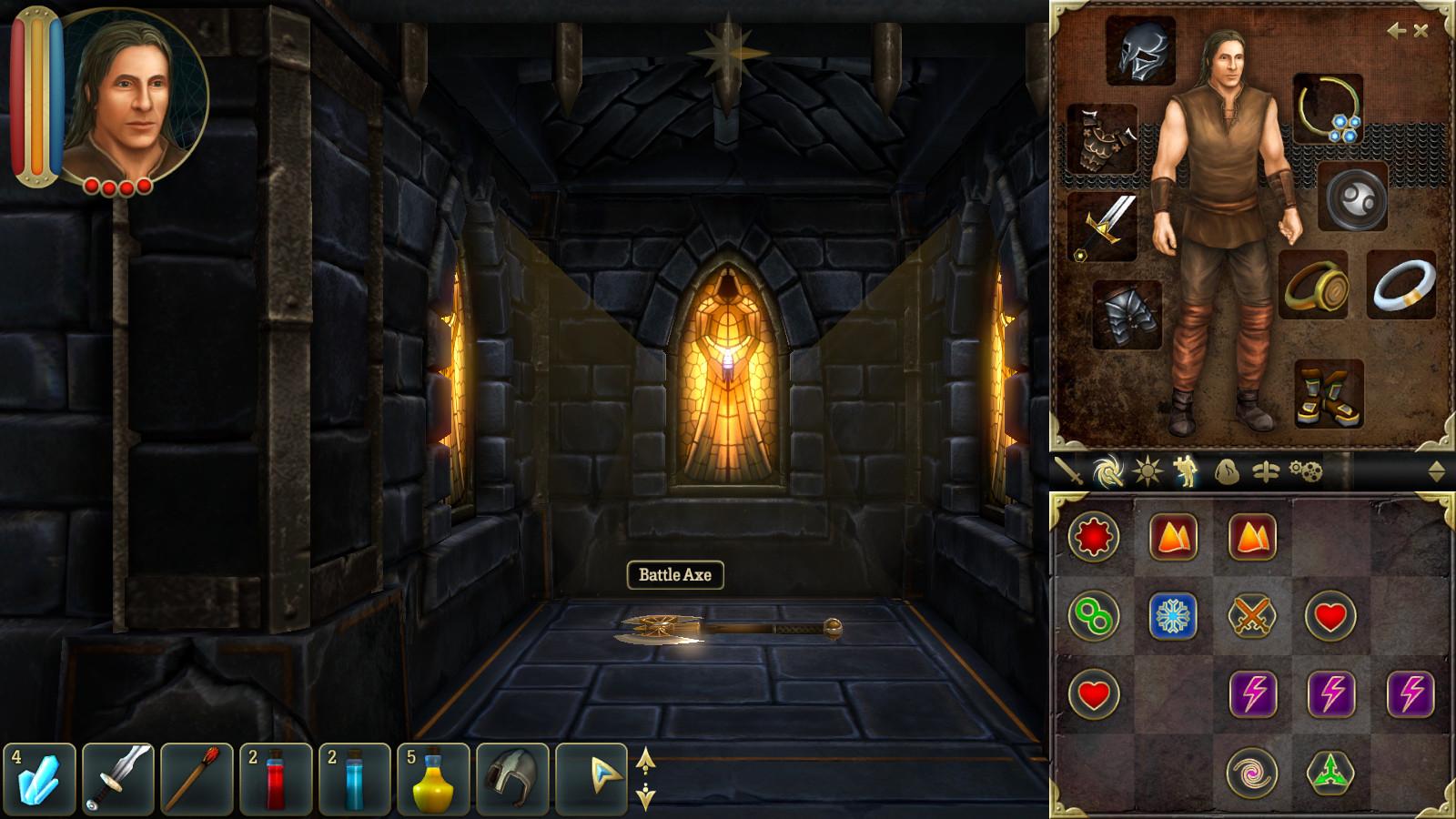 RPG The Keep od Cinemaxu vyjde na Steamu v průběhu března 138590