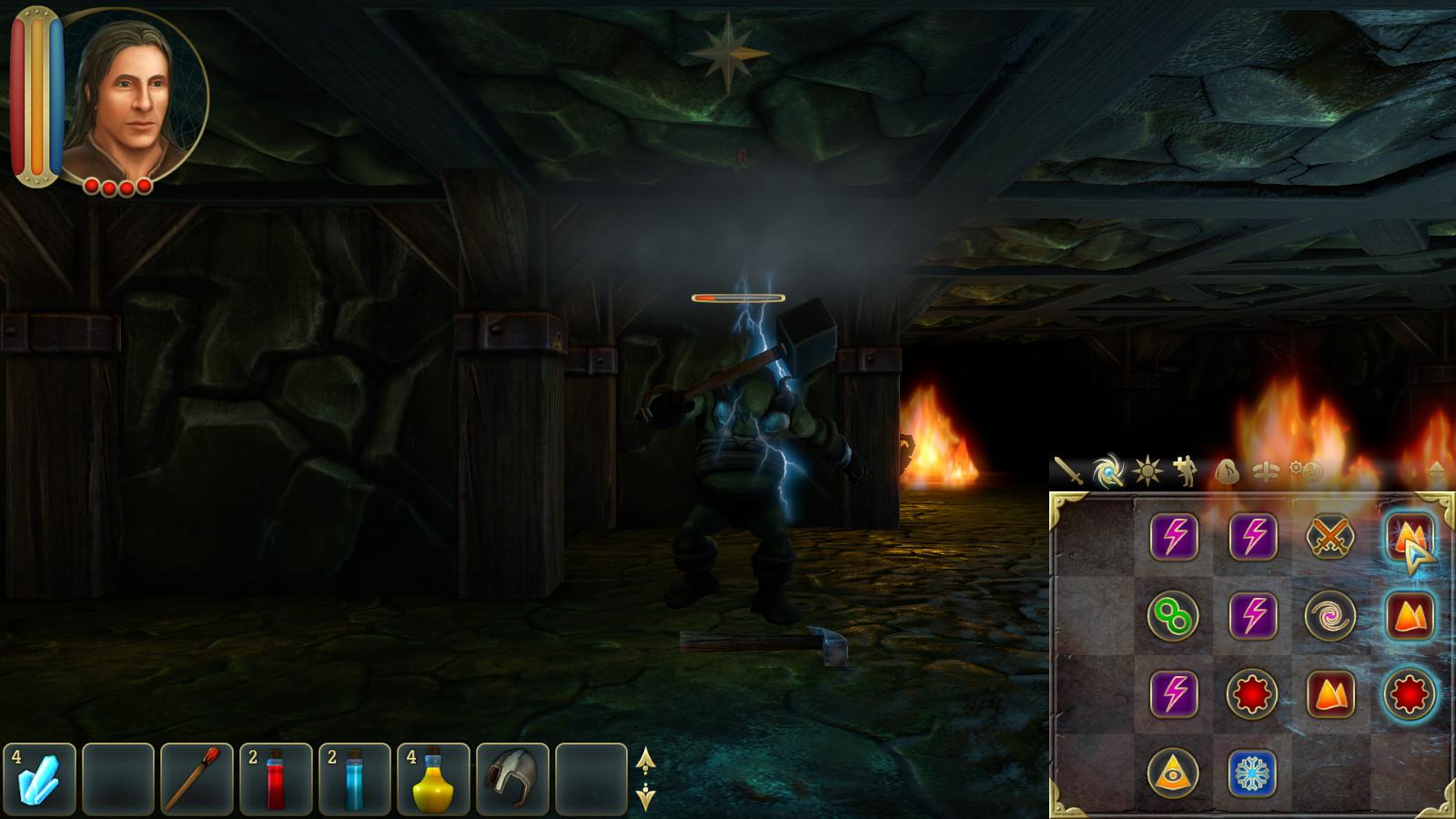 RPG The Keep od Cinemaxu vyjde na Steamu v průběhu března 138591