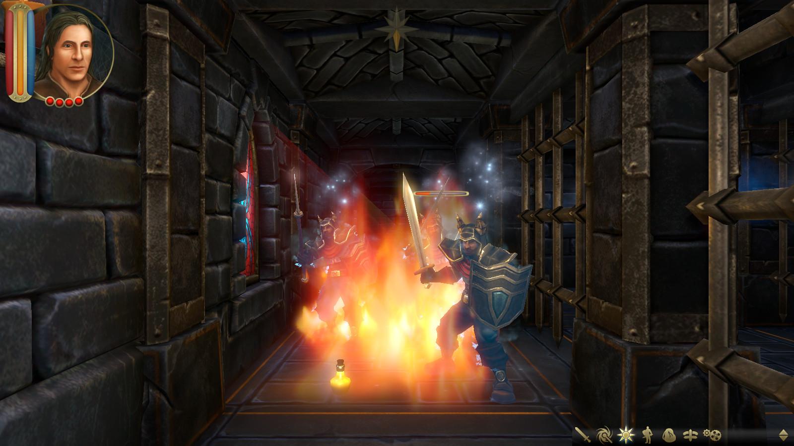 RPG The Keep od Cinemaxu vyjde na Steamu v průběhu března 138592