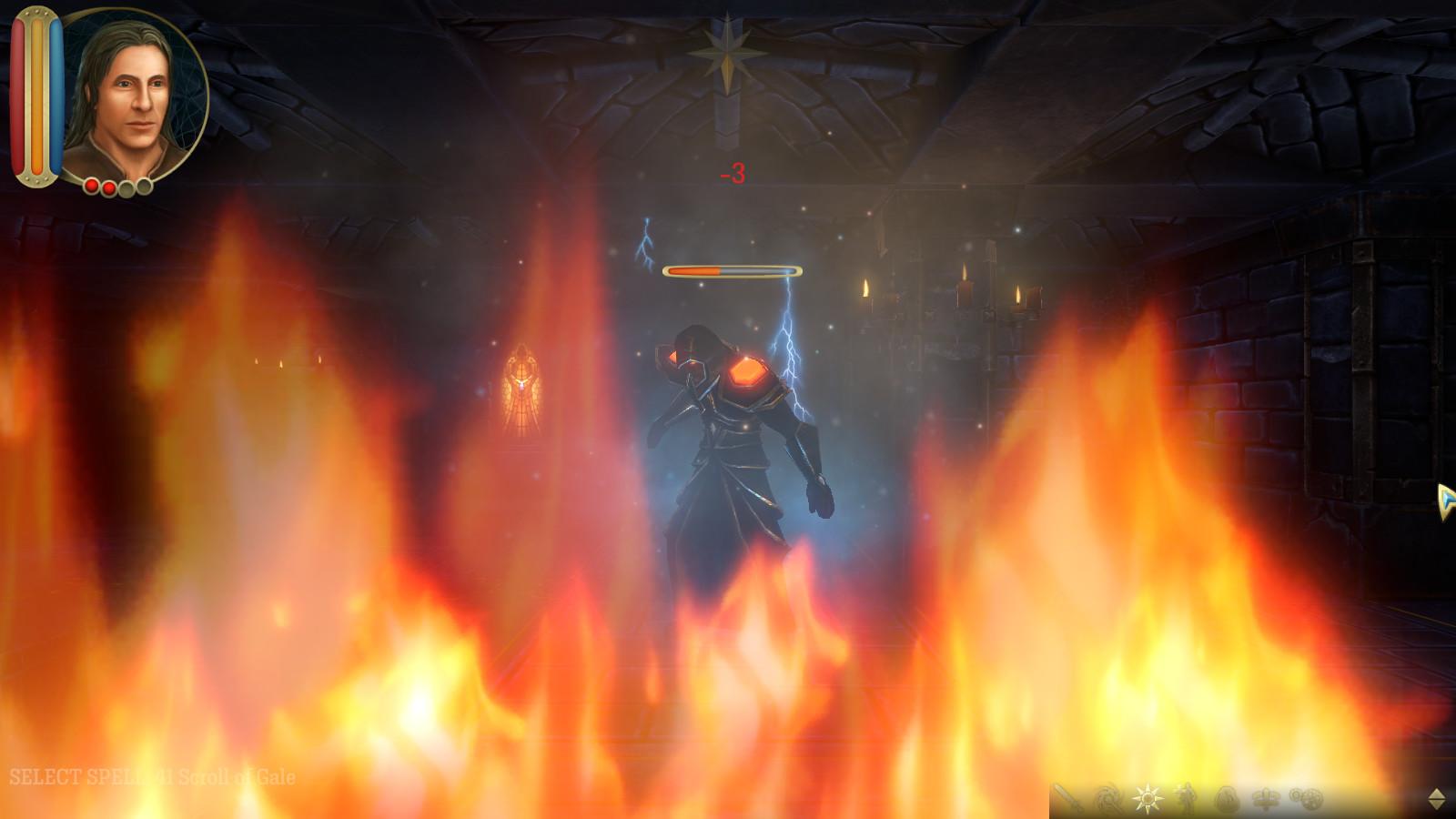 RPG The Keep od Cinemaxu vyjde na Steamu v průběhu března 138594