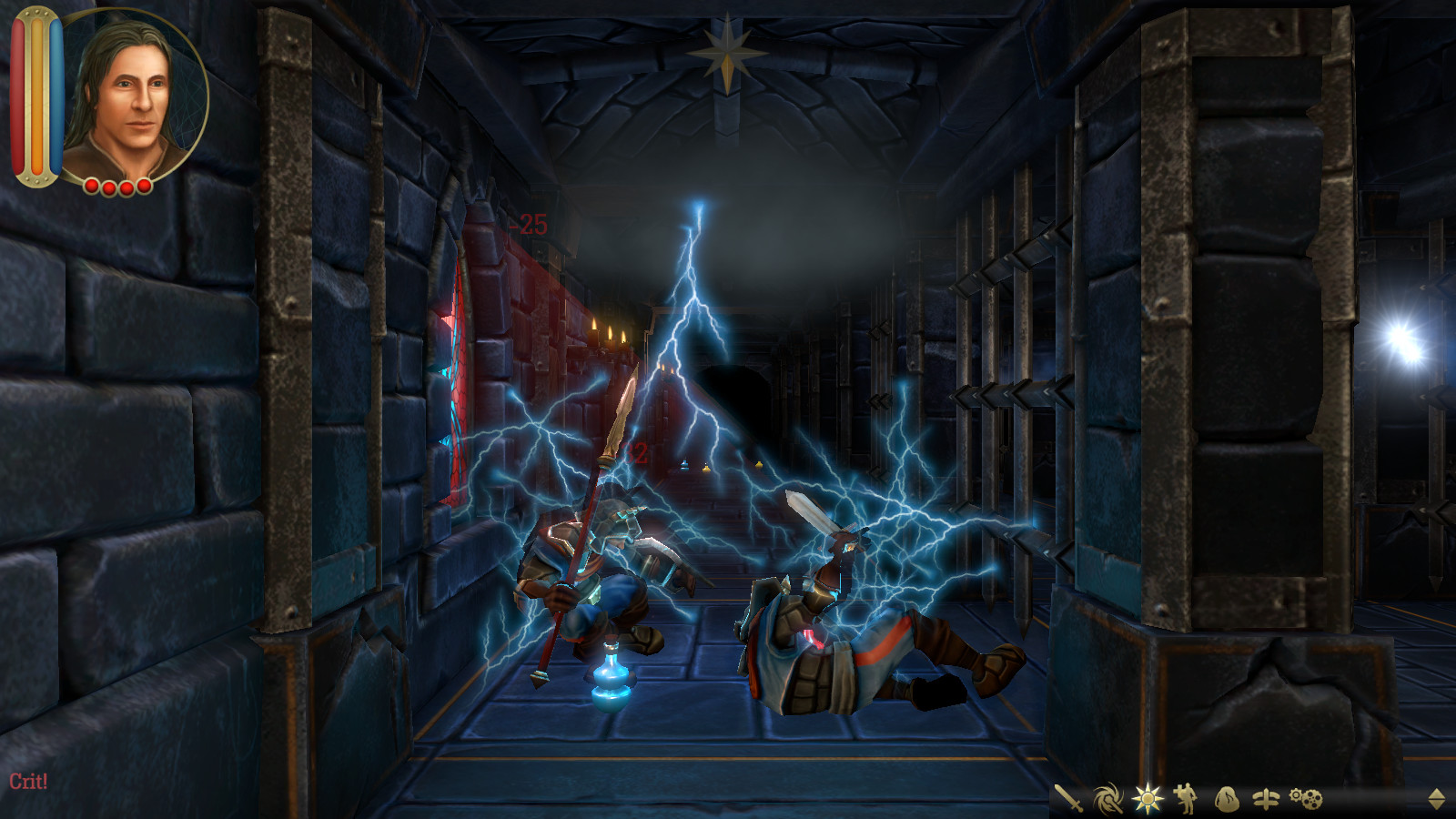 RPG The Keep od Cinemaxu vyjde na Steamu v průběhu března 138596