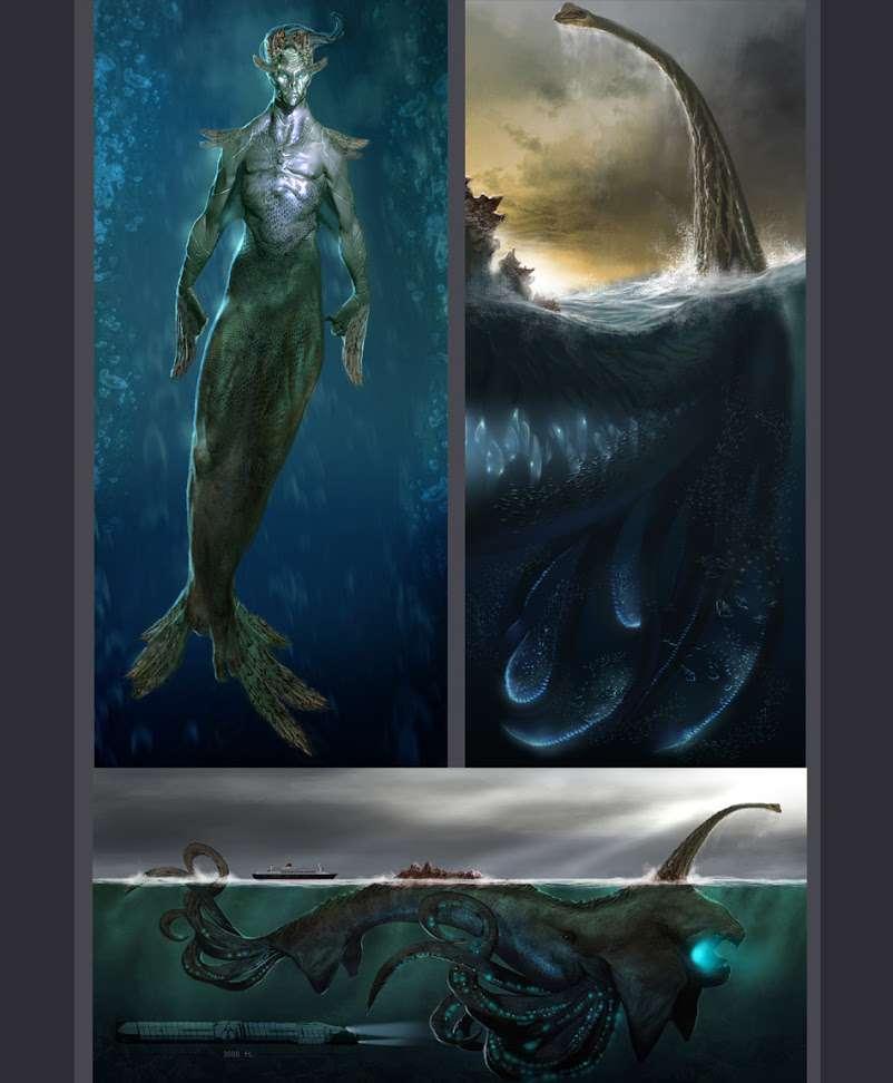 Koncepty ze zrušeného sci-fi titulu od tvůrců God of War 138642
