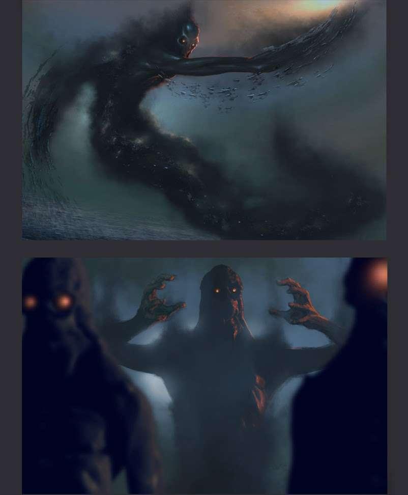 Koncepty ze zrušeného sci-fi titulu od tvůrců God of War 138647