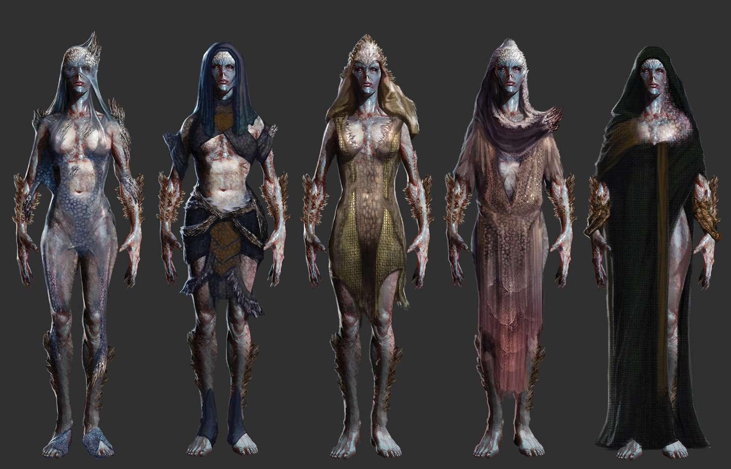 Koncepty ze zrušeného sci-fi titulu od tvůrců God of War 138651