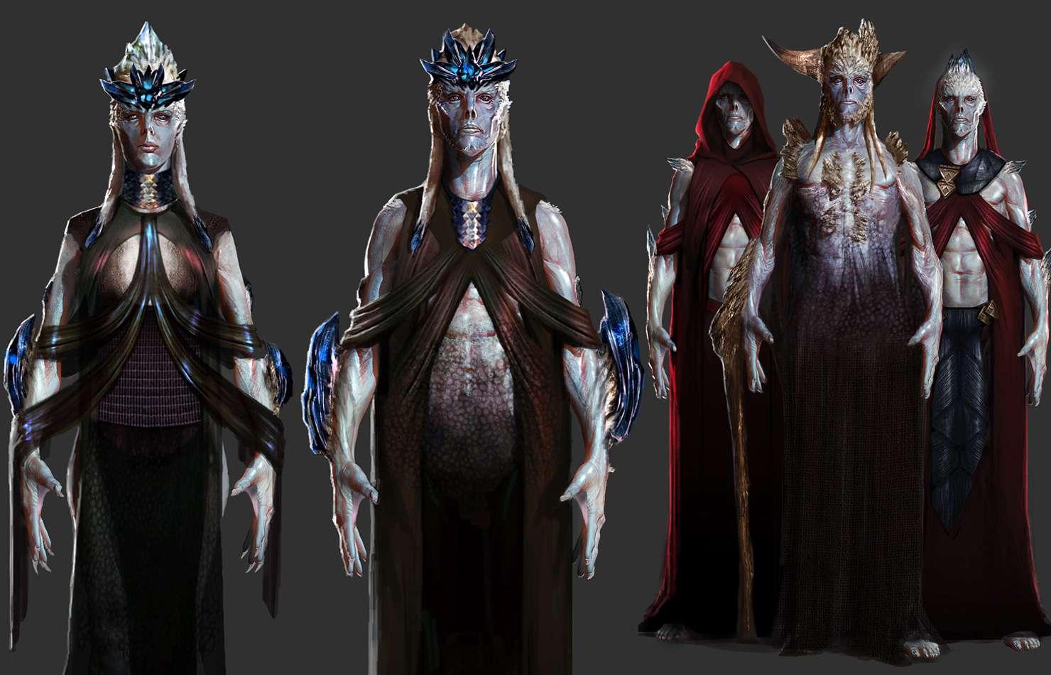 Koncepty ze zrušeného sci-fi titulu od tvůrců God of War 138652