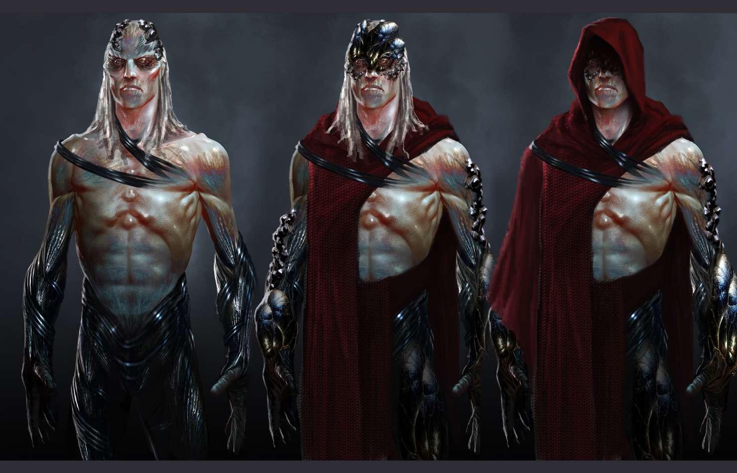 Koncepty ze zrušeného sci-fi titulu od tvůrců God of War 138654