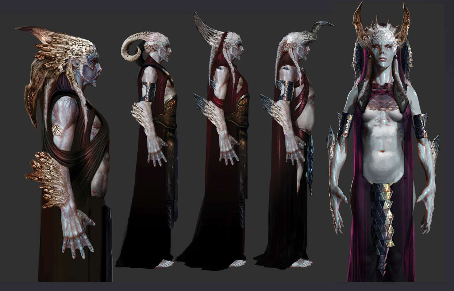 Koncepty ze zrušeného sci-fi titulu od tvůrců God of War 138655
