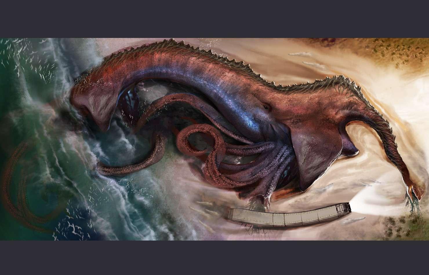 Koncepty ze zrušeného sci-fi titulu od tvůrců God of War 138656