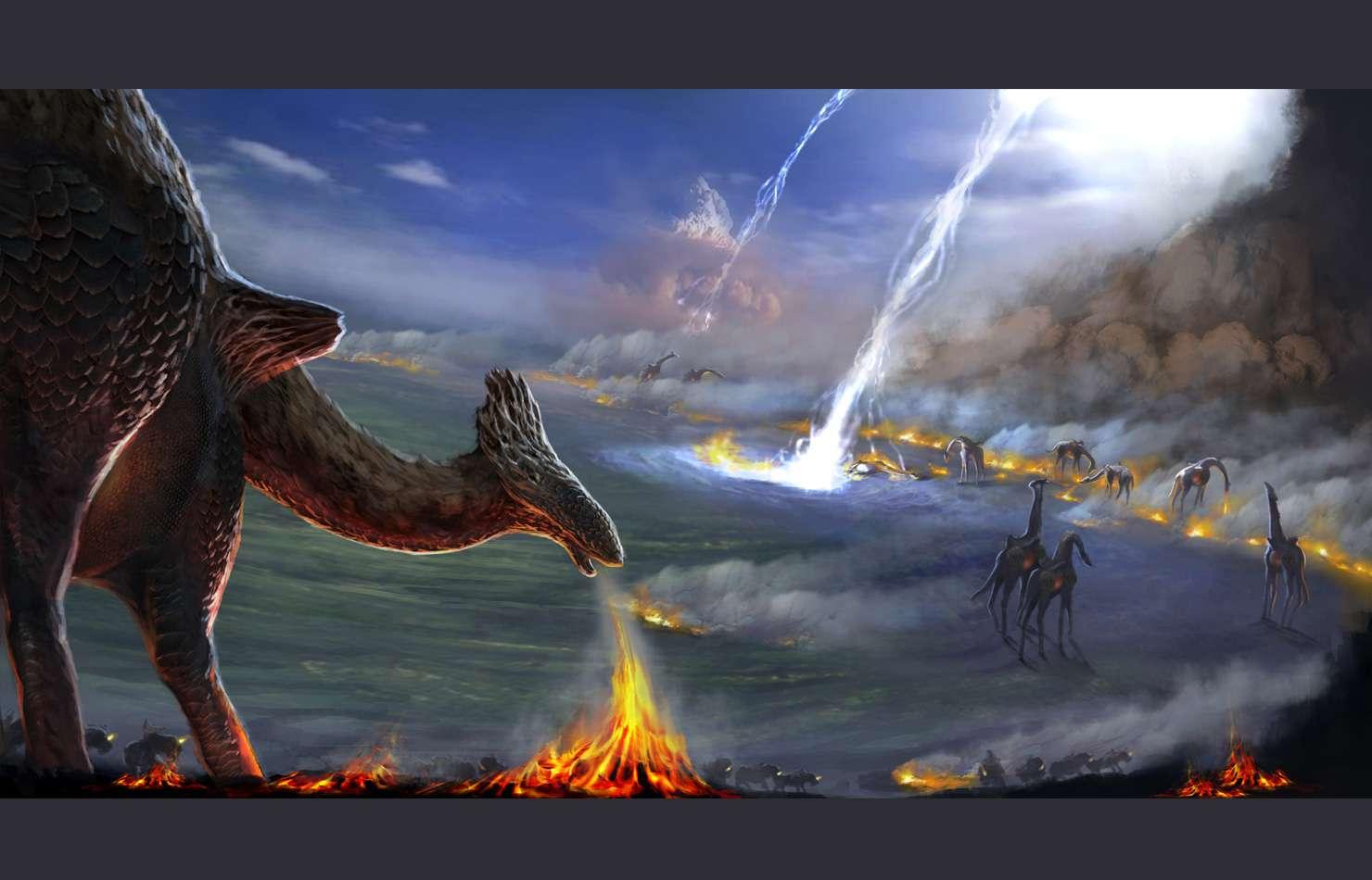 Koncepty ze zrušeného sci-fi titulu od tvůrců God of War 138657