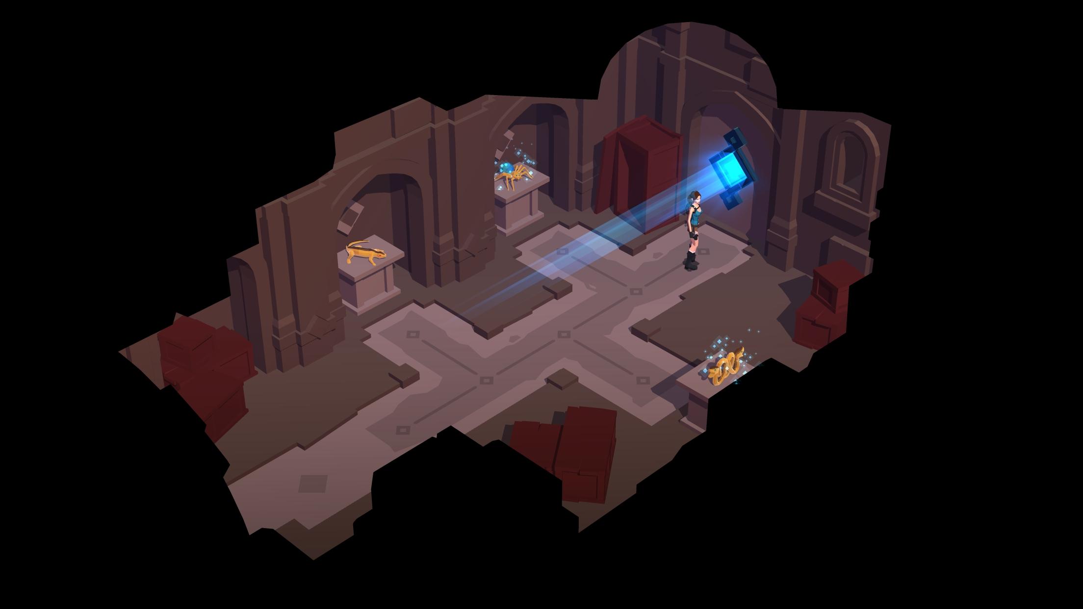 Lara Croft GO dostane novou kapitolu 138709