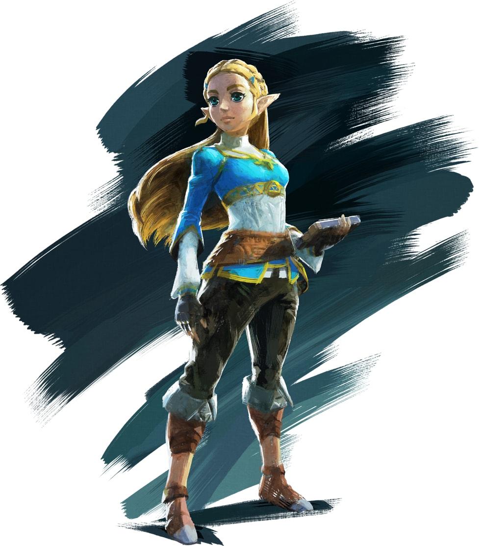 Nástin příběhového pozadí v The Legend of Zelda: Breath of the Wild 138864