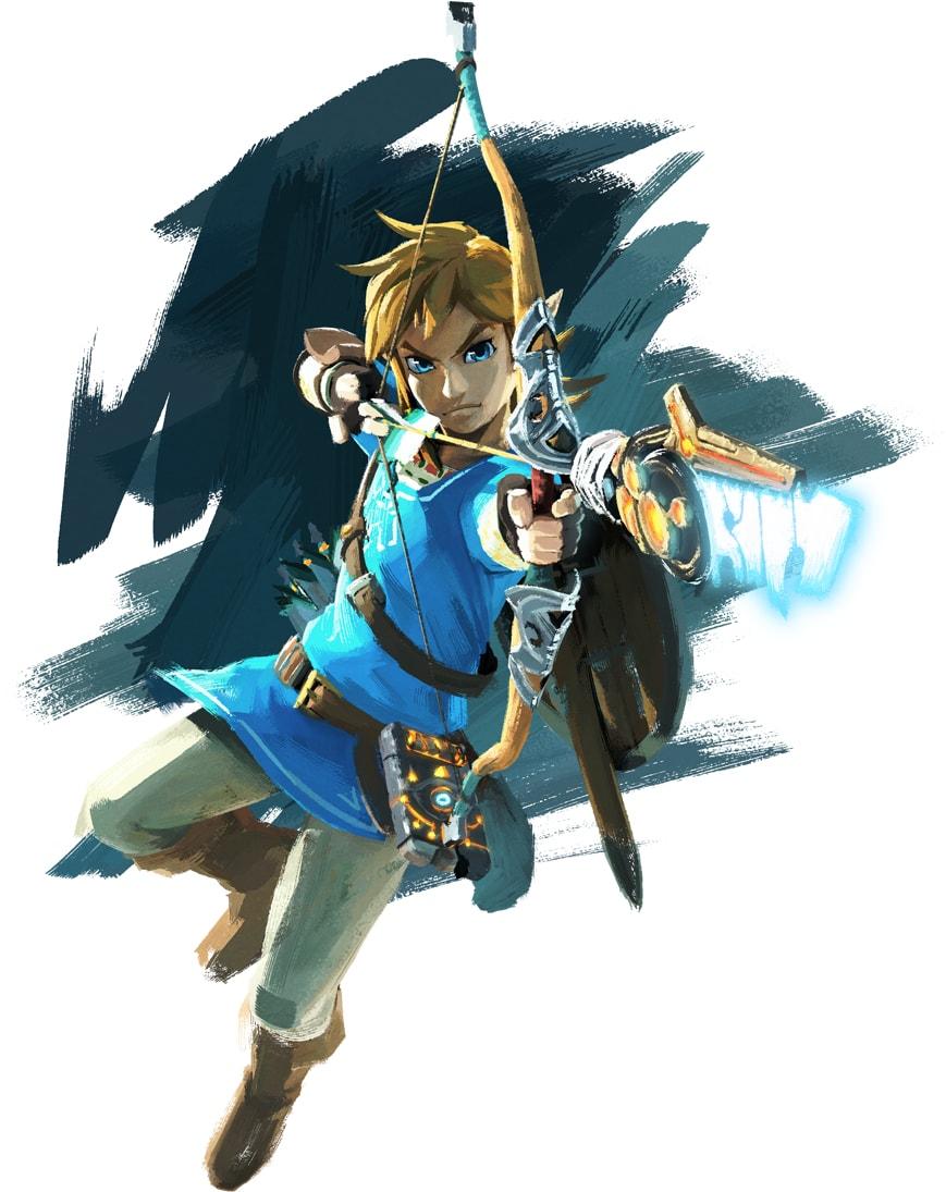 Nástin příběhového pozadí v The Legend of Zelda: Breath of the Wild 138865