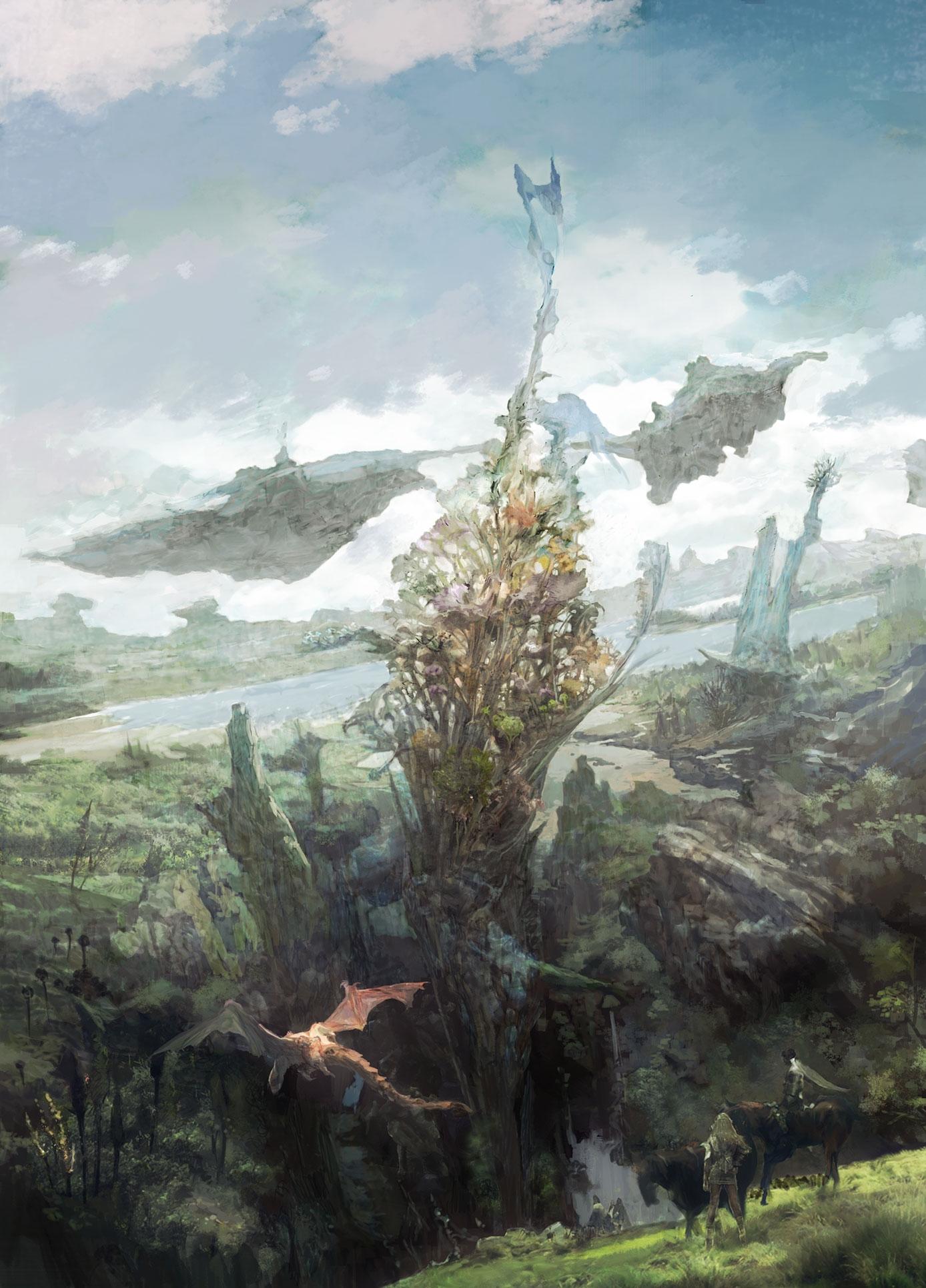 Square Enix chystá v novém studiu nové RPG 138872