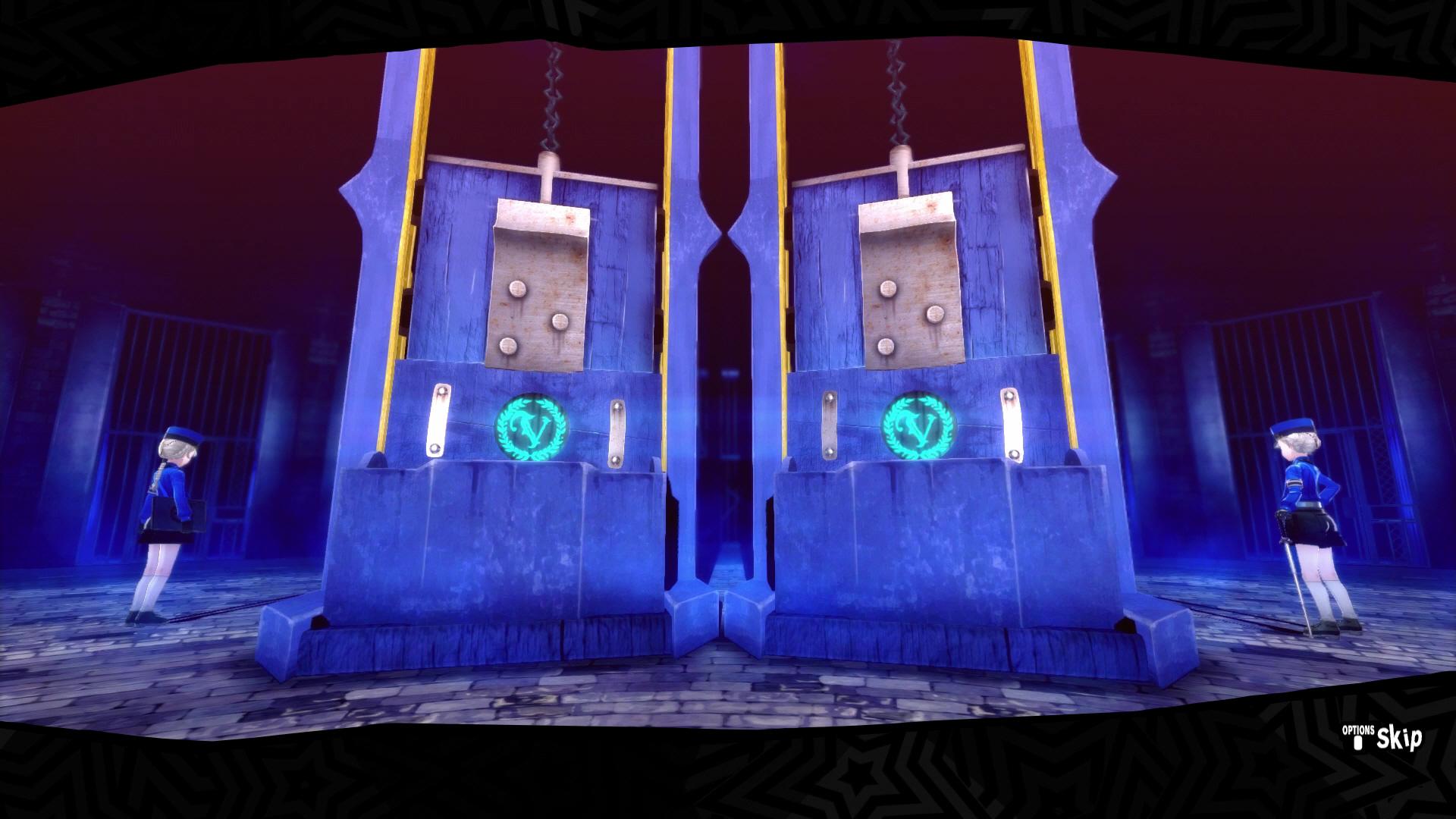Persona 5 zve na návštěvu Velvet Roomu 138895