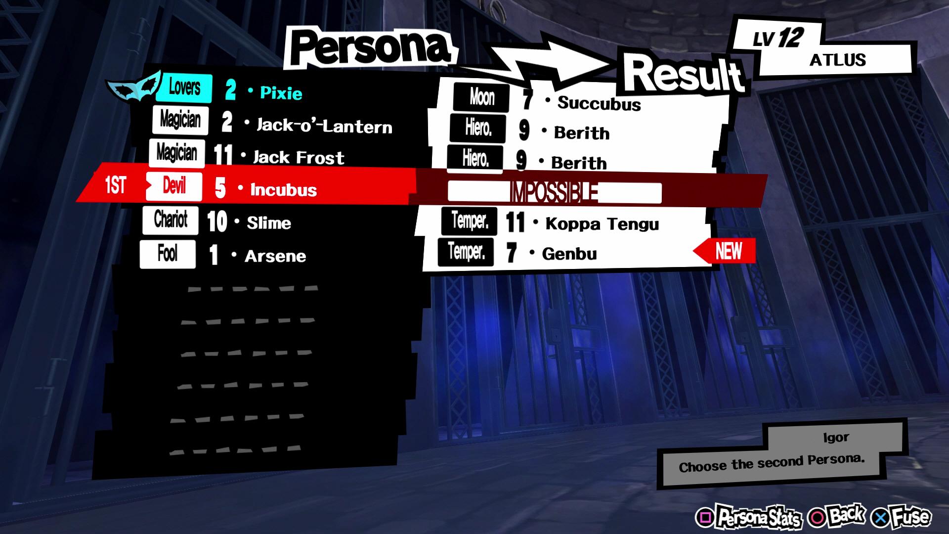 Persona 5 zve na návštěvu Velvet Roomu 138896