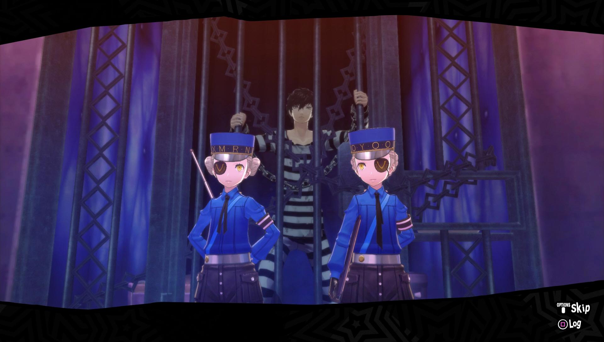 Persona 5 zve na návštěvu Velvet Roomu 138899