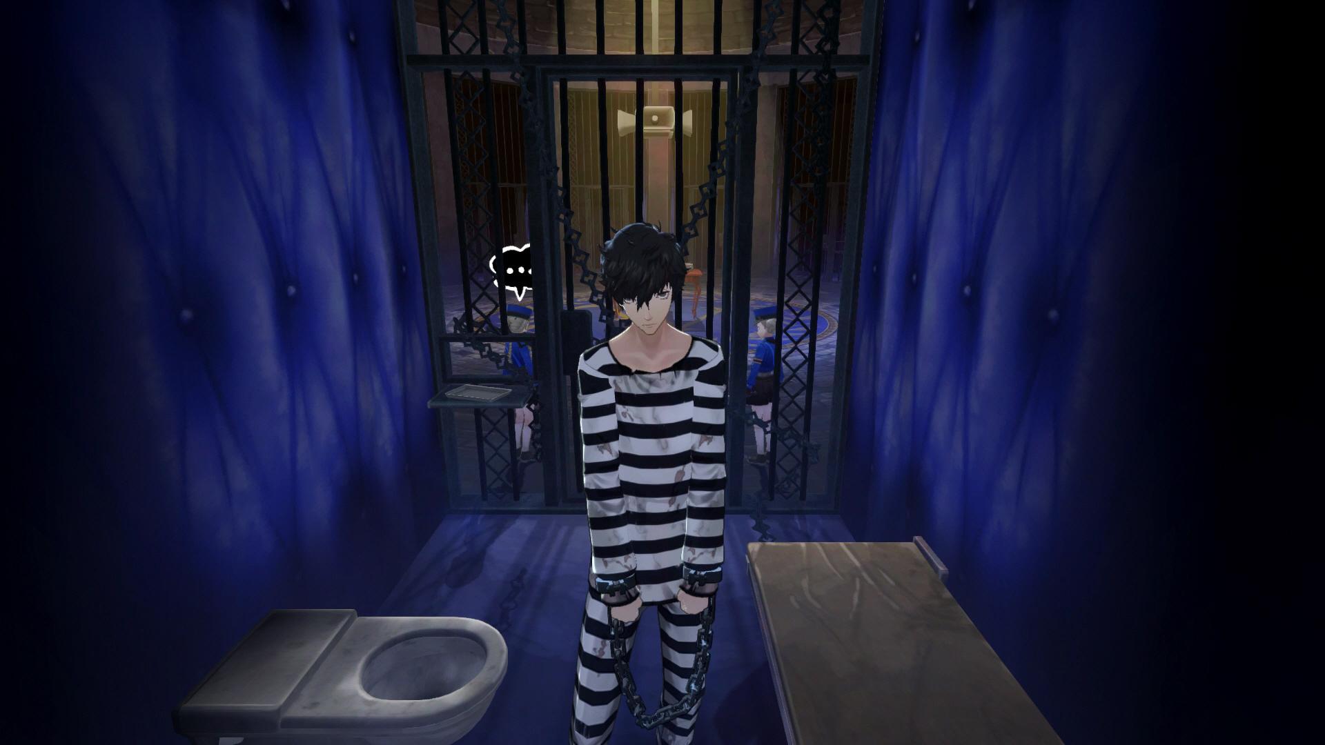Persona 5 zve na návštěvu Velvet Roomu 138902