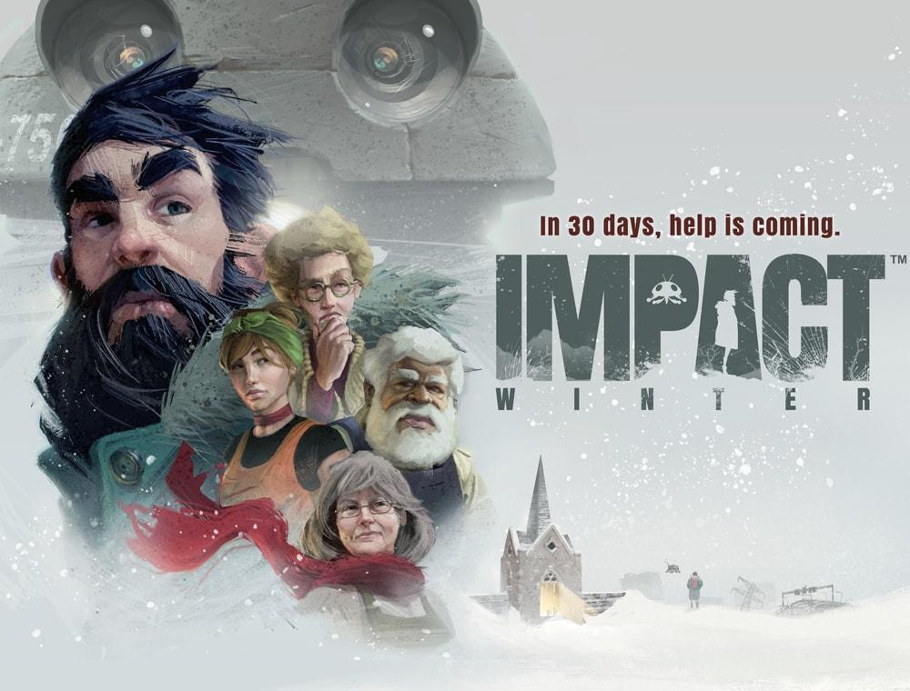 Survival adventura Impact Winter vychází 12. dubna na PC 138916