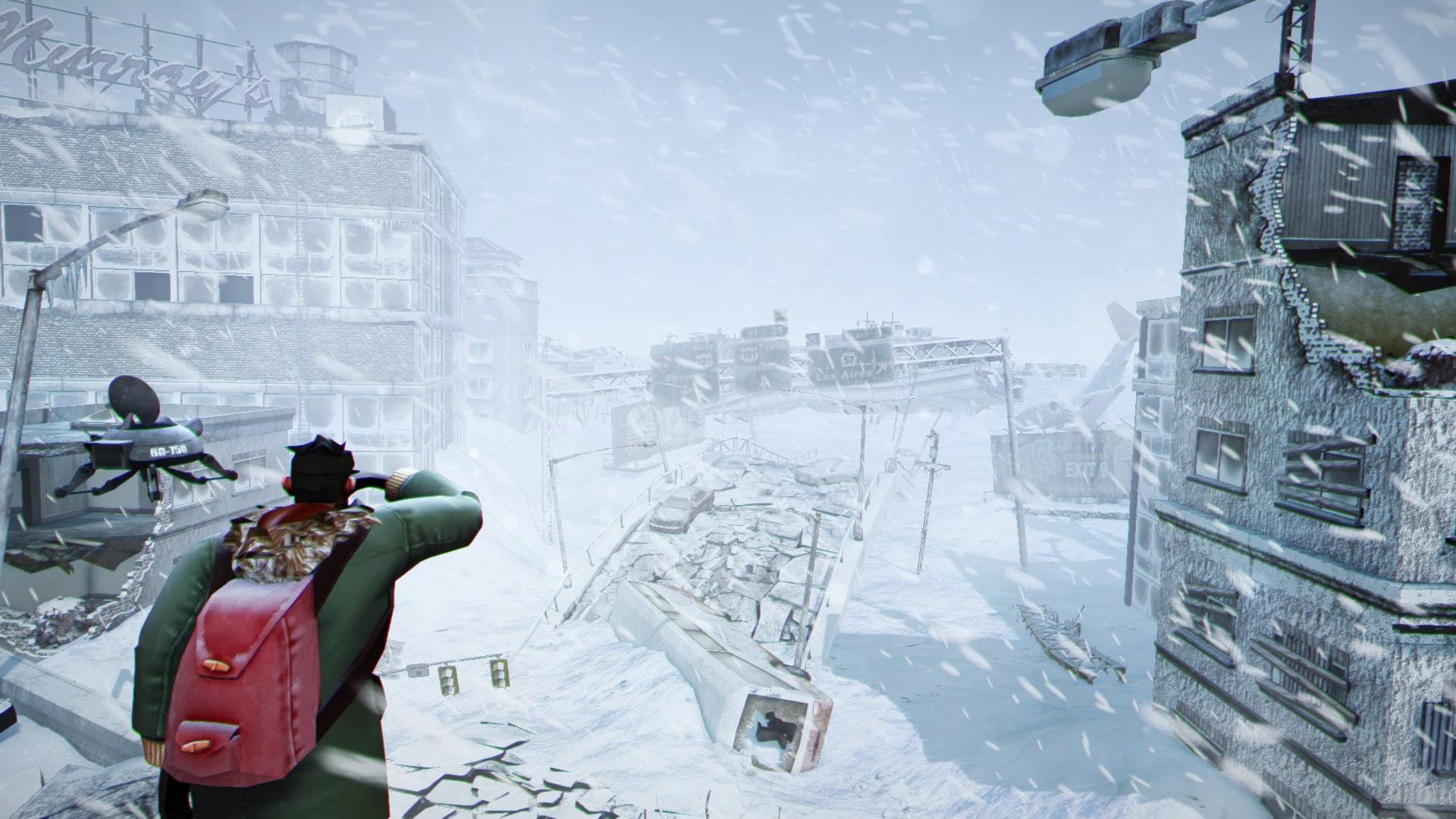 Survival adventura Impact Winter vychází 12. dubna na PC 138917