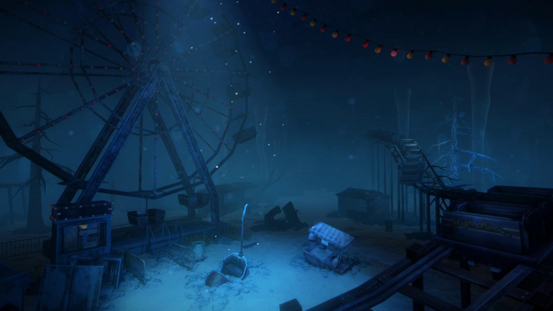 Survival adventura Impact Winter vychází 12. dubna na PC 138918