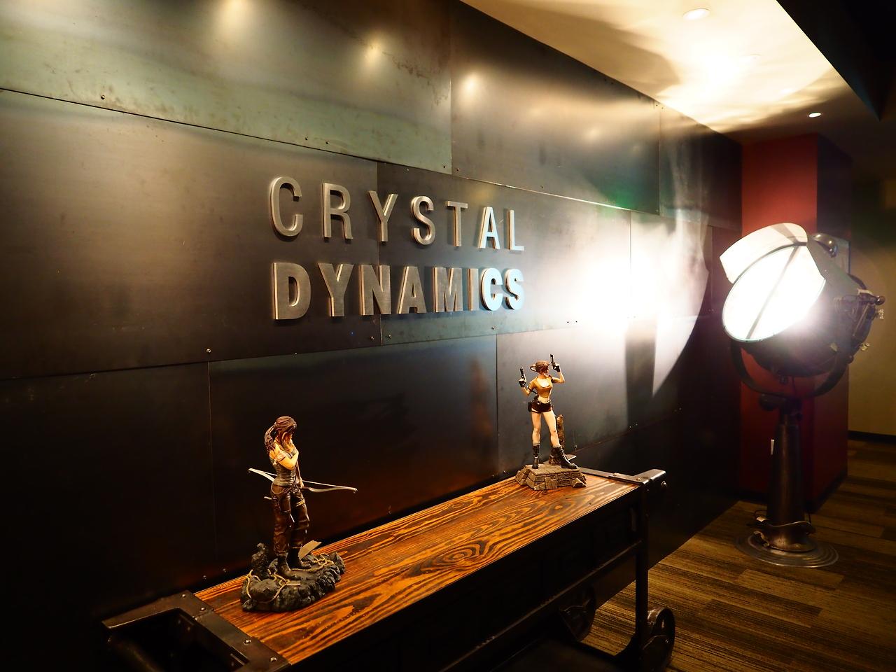 Crystal Dynamics se stěhují do modernějších kanceláří 138929