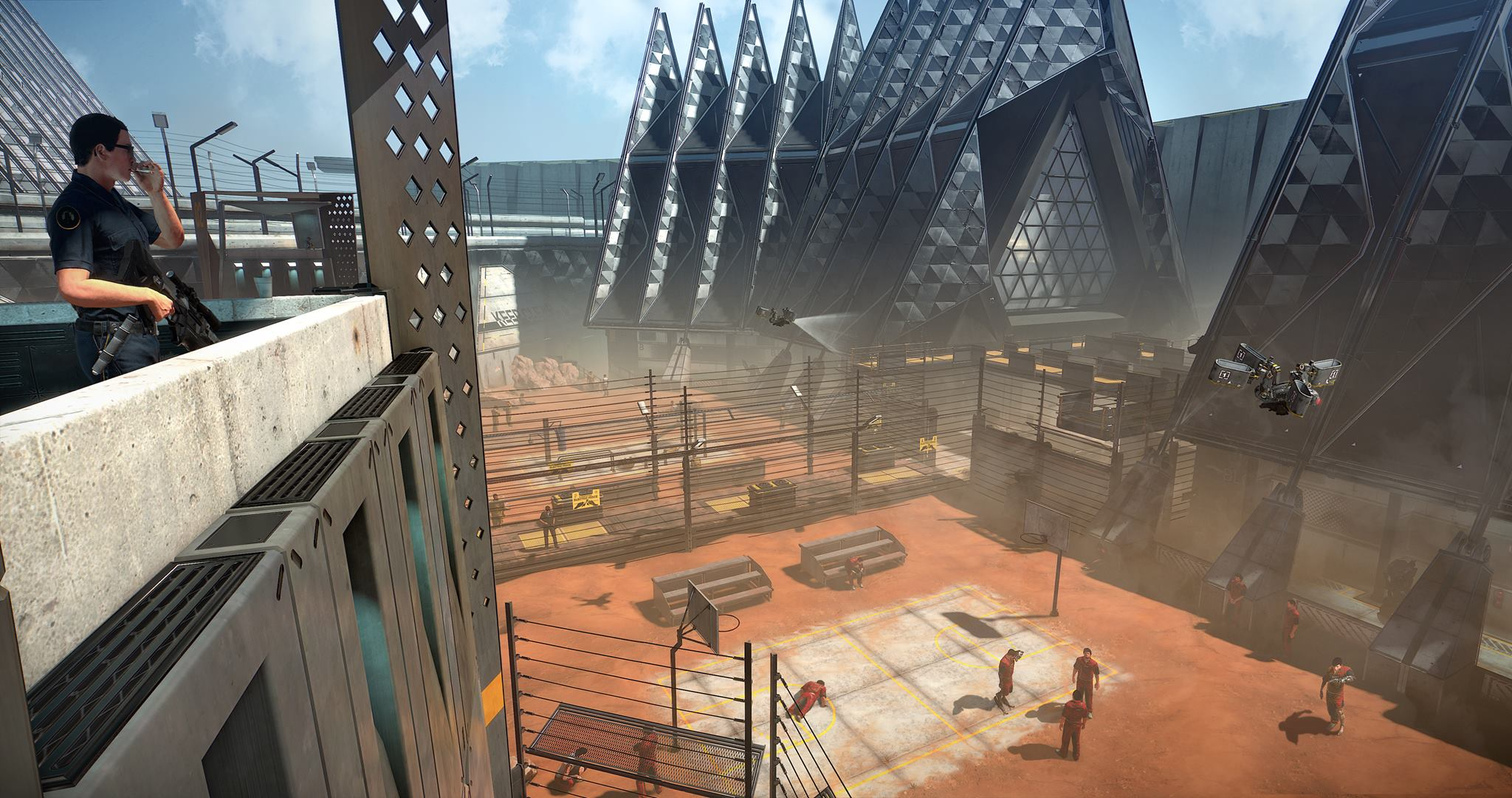 Screenshoty lákají na DLC A Criminal Past pro Deus Ex: Mankind Divided 138948
