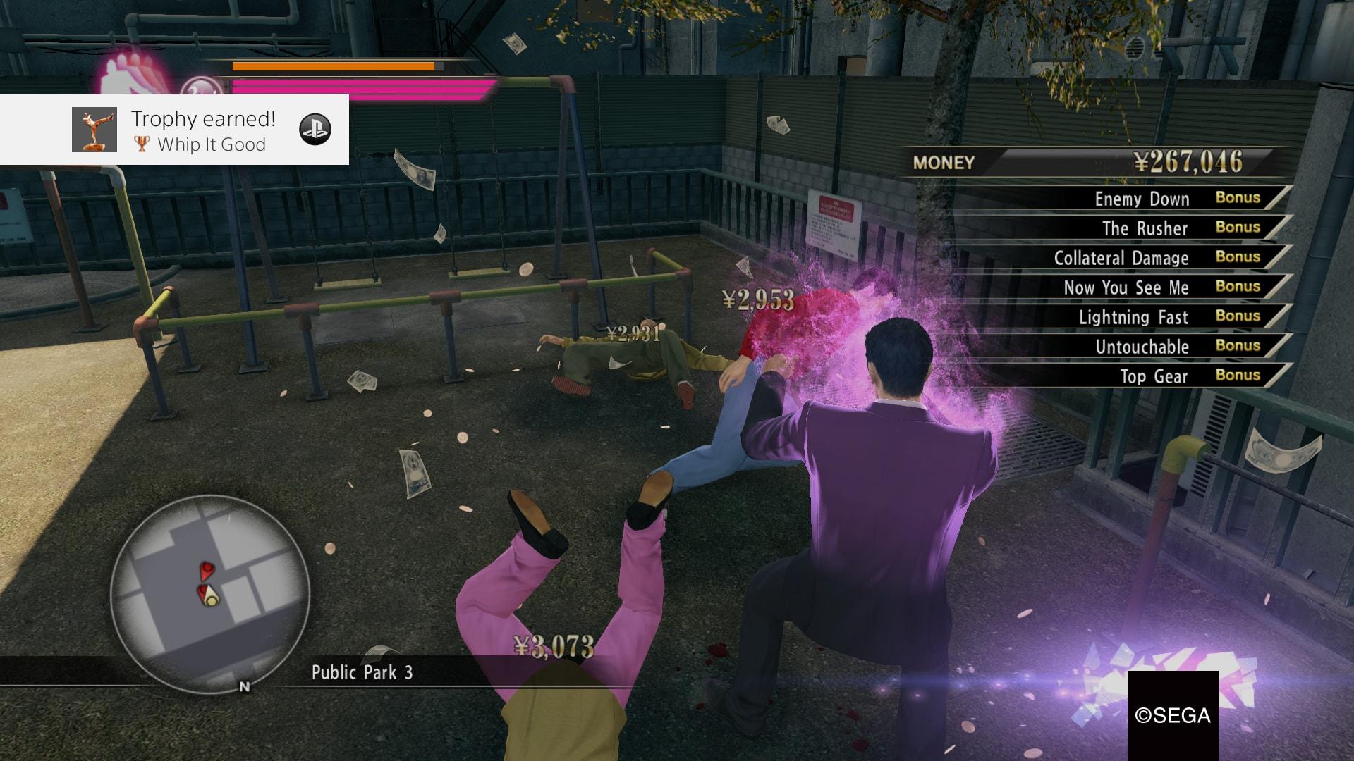 Yakuza 0 - prachy, neony, špína a hnus velkoměsta 138975
