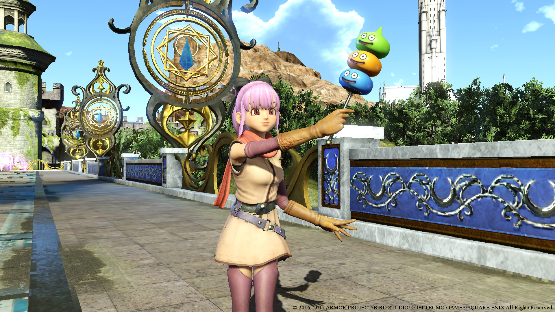Dragon Quest Heroes II v dubnu také na PC 139016